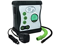 Slime 40041 Dual Motor Digital Display Tire Inflator