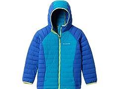 Columbia Girls Powder Lite Hooded Jacket