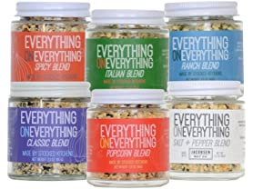 Everything on Everything Spice Blends (6)