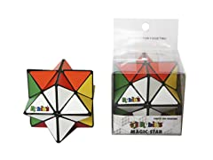 Rubik's Magic Star Fidget Puzzle Toy