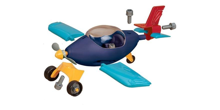 battat take apart airplane instructions