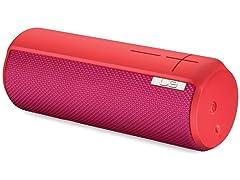 Logitech UE Boom Bluetooth Speaker: Pink