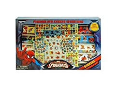 Spiderman Sticker Sensations in Window Box
