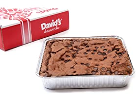 David's Cookies Chocolate Chip Brownies