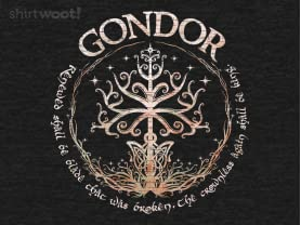 Gondor, Land of Stone