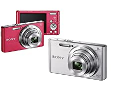 Sony Cyber Shot 20.1 MP Digital Camera