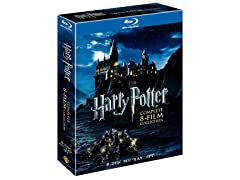 Harry Potter:Complete Collection [Blu-ray]