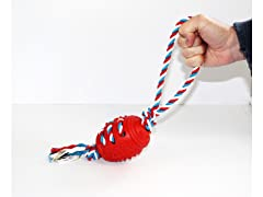 Ball with Rope Tug Toy