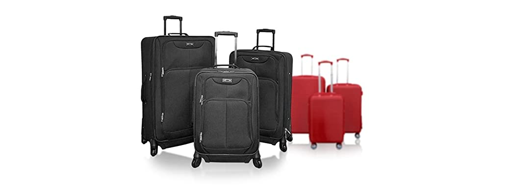 3-Piece Luggage Sets