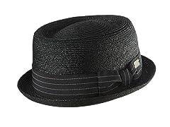 Bailey For Hollywood Lamar Hat, Black