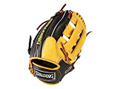 "Stadium Series 11"" H-Web - Black/Tan"