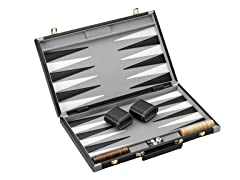 "Mainstreet 22.5"" Backgammon Set"