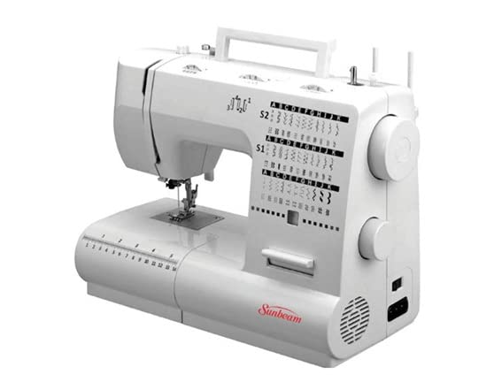 sunbeam compact sewing machine sb1818 manual
