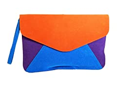Vecelli Italy Multi Clutch Bag