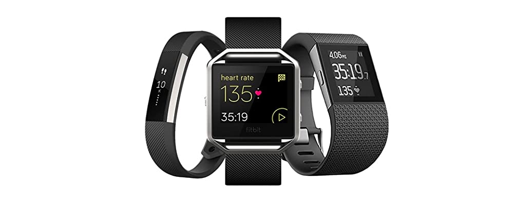 Fitbit Alta, Blaze, and Surge