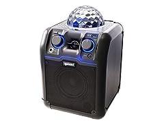 Gemini Bluetooth LED Speakers