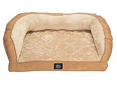 Serta Gel Memory Foam Couch