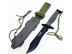 Defender Xtreme 12 inch Survival Hunting Knife