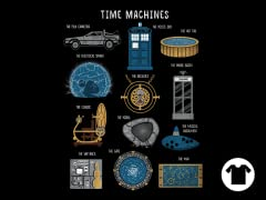 Time Machines Redux