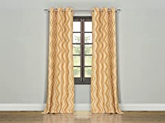 Forsythe Panels - Set of 2- 5 Colors
