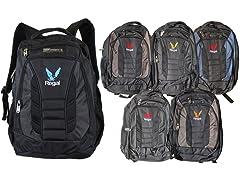 2-Pack Assorted Regal Backpacks