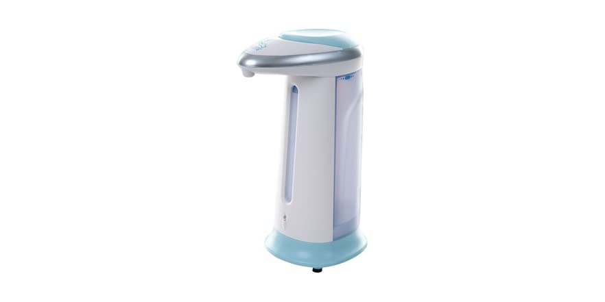 Electric Soap Dispenser For Home ~ Trademark home collection automatic soap dispenser