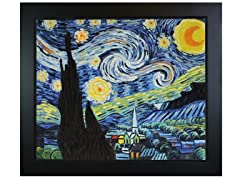 Van Gogh - Starry Night: 24X20