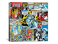 Surfer on Silver Surfer Covers & Panels Square