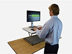 Uncaged Ergonomics CHANGEdesk Mini