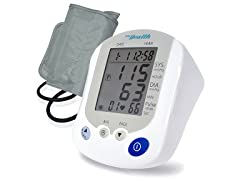 Bluetooth Blood Pressure Monitor with App
