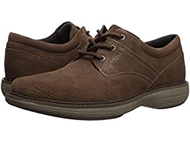 Merrell Men's World Vue Lace Suede Sneaker