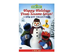 Happy Holidays From Sesame Street! Collection