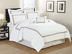 Arden Hotel 7PC Comforter Set- 2 Sizes