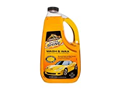 Armor All Ultra Shine Wash & Wax - 64 oz