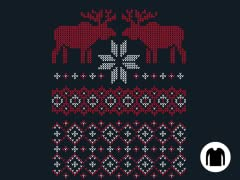 Ugly Holiday Sweater 2009 LS Tee