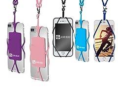 Universal Smartphone Lanyard Necklace (5pk)