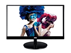 "22"" 1080p IPS LED Monitor"