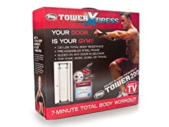 Body By Jake Tower Xpress Workout Kit