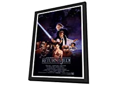 "27"" x 40"" Return of the Jedi Poster"