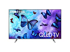 "Samsung Q6FN 49"" HDR UHD Smart QLED TV"