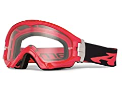 Series 3 MX Goggles, Cherry Red