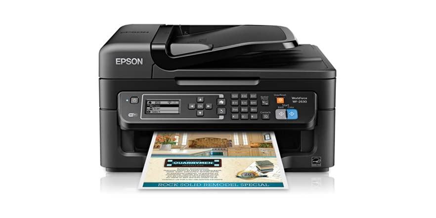 how to change color epson 2630