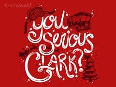 You Serious, Clark?