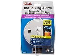 Kidde Carbon Monoxide & Smoke Alarm