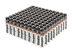 Energizer MAX Alkaline - 100 AA