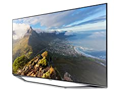 "Samsung 60"" 1080p 960 CMR 3D LED Smart TV"