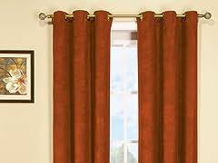 Wellington Grommet Thermal Panels S/2-5 Colors