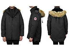 Men's Heavyweight 2Layer Parka with Hood