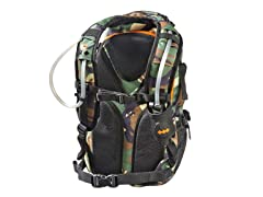 Rig 1200 Hydration Pack - Camo