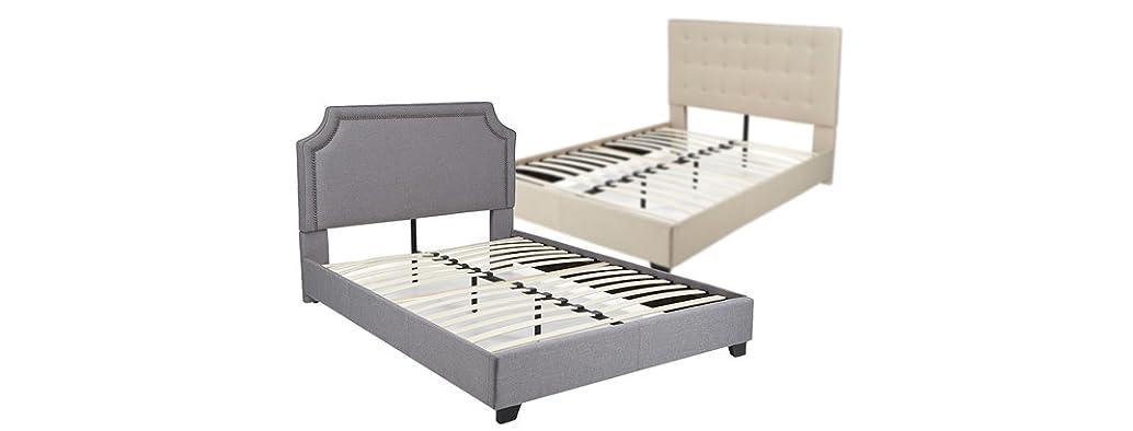 Mantua Platform Bed - Your Choice